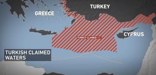 Türkei Droht Griechenland
