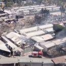 Griechenland erachtet Brand in Moria alsProvokation