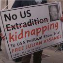 Maske des Imperiums verrutscht im Julian-Assange-Prozess