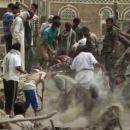 Jemen: über 900 Luftangriffe und Bombenangriffe auf Farmen in dreiJahren
