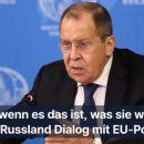 Russland sollte Europa die rote Kartezeigen