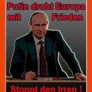 Dilemma für deutsche Medien: Wie stellt man einen Abrüstungsvorschlag von Putin in ein schlechtesLicht?