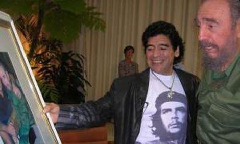 Maradona hat die Massen nicht verraten, er brachte sie in dieNachrichten