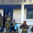 Der Terrorismus schreitet in Mosambikvoran