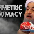 Iran nutzt seine Zugriffsmöglichkeit auf die Strasse von Hormuz, um die von den USA auferlegten Sanktionenabzuwehren