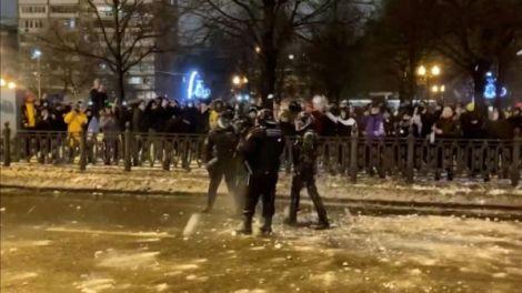 Wie in Russland über Navalny und die Demos am Wochenende berichtet wurde – Teil2