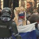 """""""Das ist absolute Einmischung"""": Russland wirft USA Unterstützung der Proteste in Moskauvor"""