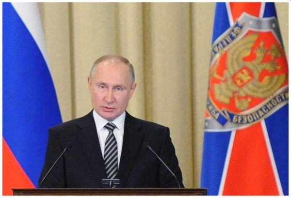 Putin, Kreuzfahrer und Barbaren – Ultimatives Ziel der USA / NATO zur Eindämmung Russlands bleibt der Regimewechsel