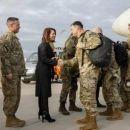 """Die """"Defender-Europe"""" US-Armee trifftein"""