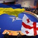Die NATO erweitert ihre Ostflanke um die Ukraine undGeorgien