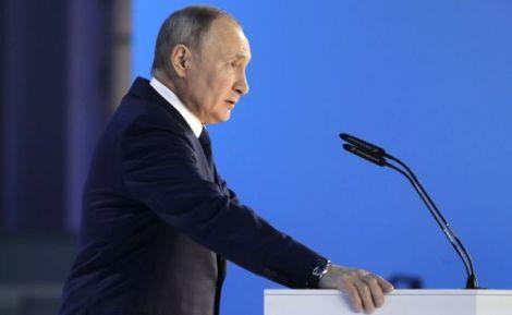 Rede an die Nation: Putin im O-Ton über die aktuelle Außenpolitik und denWesten
