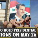 Regimewechsel in Syrien noch auf der westlichenAgenda