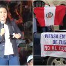 Wird die rechte peruanische Demagogin Keiko Fujimori das Land niederbrennen, bevor sie eine Niederlageakzeptiert?