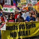 """Die Antwort der Vereinigten Nationalen Antikriegskoalition UNAC auf einen in der Zeitschrift """"The Nation"""" abgedruckten Angriff auf unseren Antiimperialismus"""