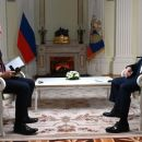Die komplette Übersetzung des Interviews, das Putin der NBC vor dem Gipfeltreffen mit Biden gegebenhat