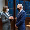 """Tichanowskaja bittet Biden um Hilfe bei """"gewaltfreiem Machtwechsel"""" inWeißrussland"""