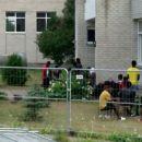 Heftige Proteste in Litauen gegenFlüchtlinge