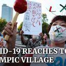 Olympische Spiele im Schatten des Massensterbenseröffnet