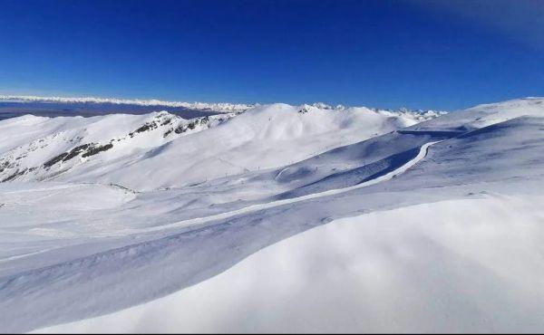 """""""Unglaubliche Schneemengen"""" verlängern die Skisaison in Neuseeland, Herbststürme in Colorado, Europa wird einfrieren, und die Sonne ist wieder einmal ohne Flecken"""