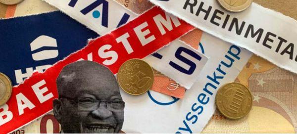Korrupt und kriminell – Südafrika und Griechenland: EU-Rüstungskonzerne kaufen Politiker