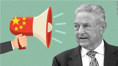 Soros und China: Das Vokabular der neoliberalen Diplomatie im heutigen neuen KaltenKrieg