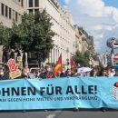 Berlin: 20.000 protestieren gegen unbezahlbareMieten