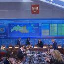 Einiges Russland holt 48,6 Prozent nach Auszählung von rund 70 Prozent derStimmen