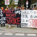 Nach Kündigungswelle: Gorillas-Beschäftigte rufen zu Boykottauf